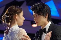 新木優子、山崎賢人/「トドメの接吻」第6話より(C)日本テレビ