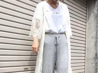 夏のマストハブ☆ 「透け感トップス」で涼しげコーデ5選