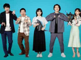 『ゴジラvsコング』吹替キャストに芦田愛菜と田中圭が続投、新たに田中みな実、津田健次郎ら参加