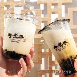 「珍煮丹 渋谷店」で王道「黒糖タピオカミルク」&スタッフ人気1位「黒糖オレオタピオカ」飲んでみた