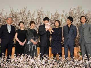 """高良健吾、石田ゆり子から""""巨大""""バレンタインチョコのサプライズ"""