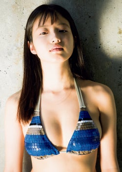 今田美桜(C)桑島智輝/週刊プレイボーイ