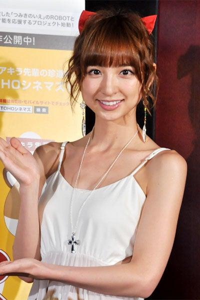 AKB48篠田麻里子