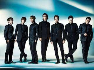 三代目JSB、全国ドームツアー「BLUE PLANET」追加公演の詳細発表!東京ドーム・京セラドームで計6公演