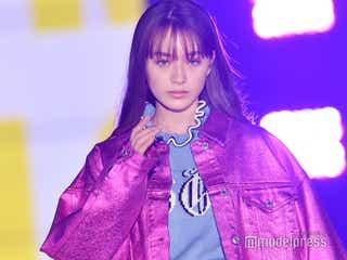 ガルアワに注目美女「サクラ・キルシュ」イベント最年少出演で堂々ランウェイ<GirlsAward 2019 A/W>
