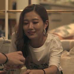 愛華「TERRACE HOUSE TOKYO 2019-2020」16th WEEK(C)フジテレビ/イースト・エンタテインメント