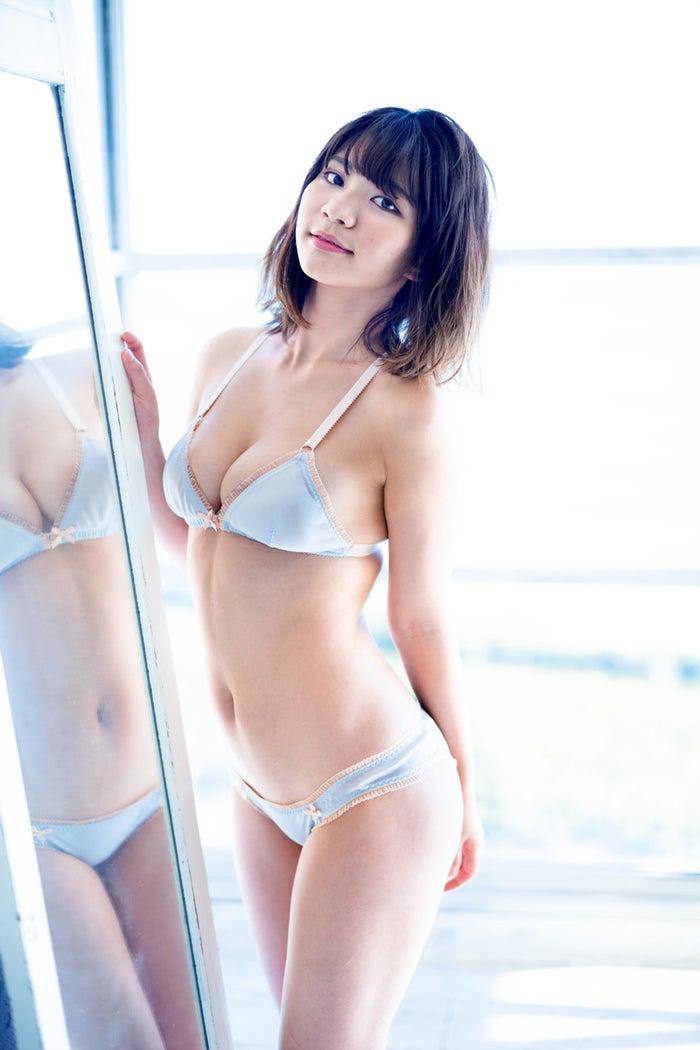 本田夕歩(C)矢西誠二/週刊プレイボーイ
