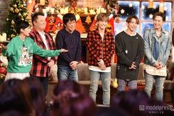 番組の様子(C)TBS