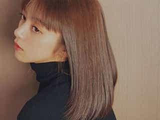池田エライザ、1年ぶり茶髪にイメチェン「美しすぎる」「似合う」と絶賛の声