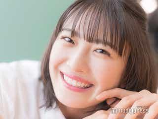 乃木坂46清宮レイがいつも笑顔でいる秘訣 母親のアドバイス明かす「猿に会う」インタビュー