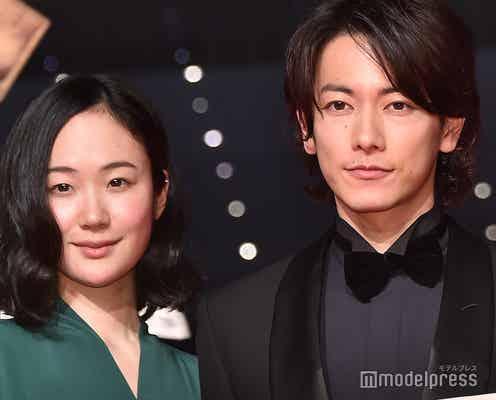 黒木華、佐藤健と再び夫婦役「もう一回お会いしたかった」「幸せ」<億男>