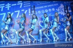 """超絶美ボディ集団CYBERJAPAN DANCERSが""""ブンブン"""" 腰つき妖艶なSEXYダンス披露"""