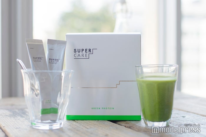 SUPER CARE「GREEN PROTEIN」 (C)モデルプレス