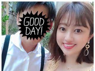 菊地亜美、夫婦ショット公開 ラブラブエピソード明かす「可愛い夫」