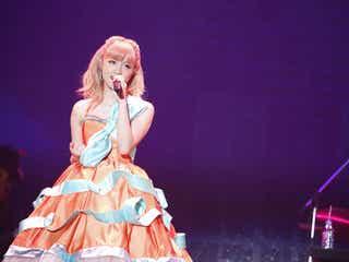 Dream Ami、かぼちゃドレスで熱唱 E-girlsメンバーと「本気の仮装」ハロウィンパーティーを明かす