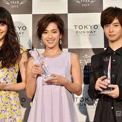 モデルプレス - 千葉雄大、中村アンと松井愛莉どっちのバレンタインチョコが欲しい?<東京ランウェイ 2015 S/S>