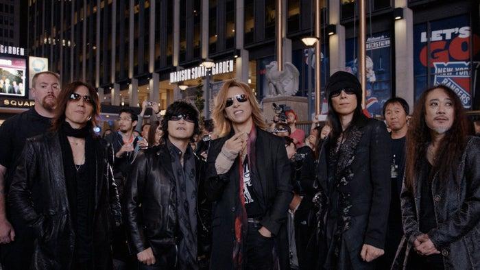 映画「WE ARE X」(C)2016 PASSION PICTURES,LTD