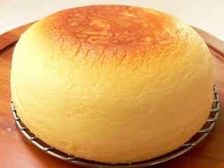 超絶ふわふわ!「炊飯器で作るまんまるチーズケーキ」の作り方