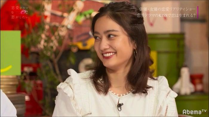 谷まりあ(C)AbemaTV