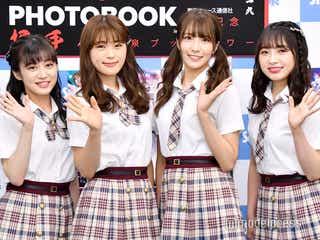 NMB48渋谷凪咲・小嶋花梨ら、太田夢莉の卒業発表にコメント