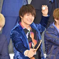 左から:橘柊生、佐野勇斗、古川毅 (C)モデルプレス