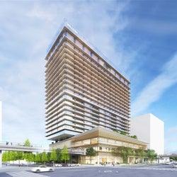 横浜に「ウェスティンホテル」22年開業へ、自然志向を謳う外資ホテルが初進出