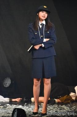瀧野由美子/舞台版「マジムリ学園」ゲネプロの様子 (C)モデルプレス