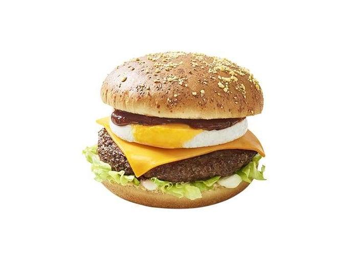 チーズロコモコ/画像提供:日本マクドナルド