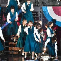 欅坂46(ペロてちあり)/ 「欅共和国2019」7月7日公演(C)モデルプレス