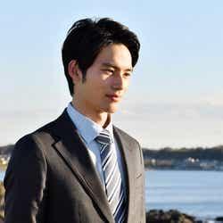 岡田健史/「中学聖日記」最終話より(C)TBS