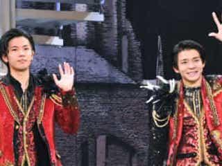 岸優太&神宮寺勇太 ジャニーズ恒例のお年玉で赤字に!「みんなのかわいい笑顔を見たら…」