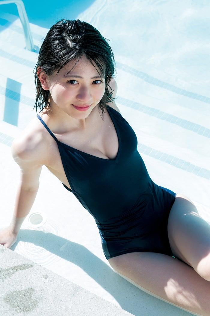 山田南実1st写真集「みなみと」より(提供写真)