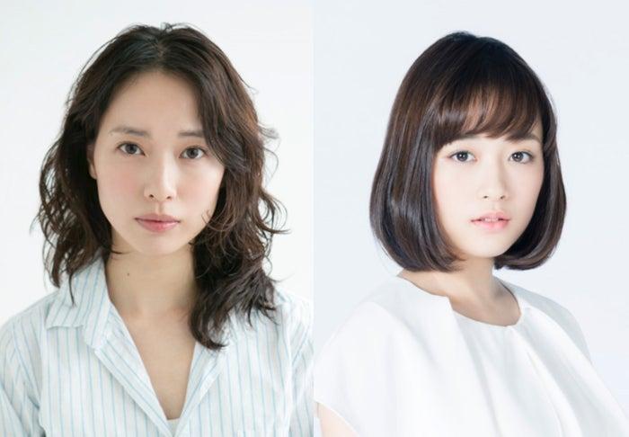 映画「あの日のオルガン」でW主演を務める戸田恵梨香、大原櫻子(提供画像)