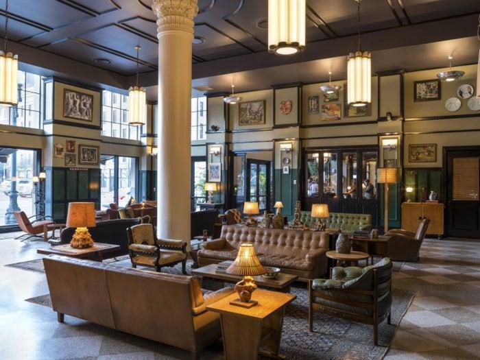 Ace Hotel New Orleans/画像提供:NTT都市開発