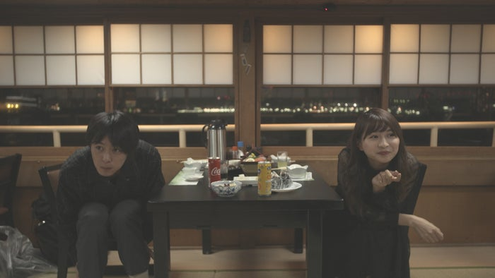 犬飼貴丈、ロン・モンロウ「ダブルベッド」#6(C)TBS/イースト・エンタテインメント
