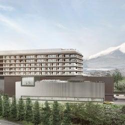 「富士スピードウェイホテル」静岡に日本初上陸ブランドホテル、2022年開業へ