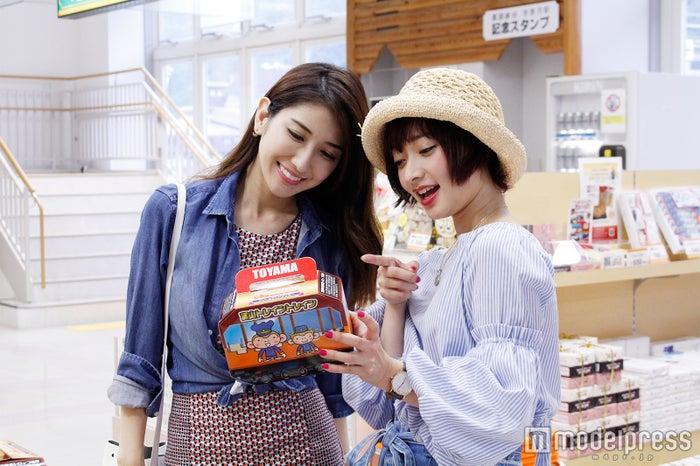 宇奈月駅売店(C)モデルプレス