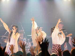 J☆Dee'Z、激しすぎるパフォーマンスで圧倒 自身最大規模のワンマンツアー完走