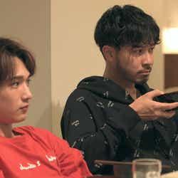 流佳、健司「TERRACE HOUSE TOKYO 2019-2020」4th WEEK(C)フジテレビ/イースト・エンタテインメント