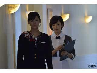 『ホテルコンシェルジュ』夏菜演じる無愛想な客室係、実は優秀で人気者だった