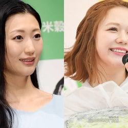 壇蜜&HKT48村重杏奈、台風19号の影響で「サンジャポ」欠席