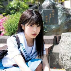 """""""りおちょん""""こと吉田莉桜(C)Takeo Dec./集英社"""