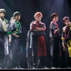 BOYS AND MEN出演ミュージカルが好評のうち閉幕、弟分グループも出演