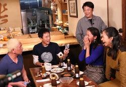高橋メアリージュン&ユウ姉妹登場(C)フジテレビ