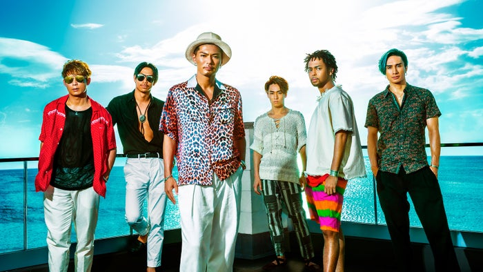 EXILE THE SECOND (提供写真)