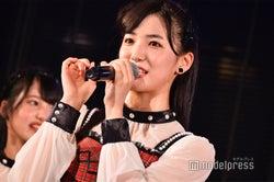 下尾みう/AKB48岡部チームA「目撃者」公演(C)モデルプレス