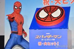 関ジャニ∞、スパイダーマンとの初対面に感激も「写真NG」「事務所に確認して」発言で沸かす