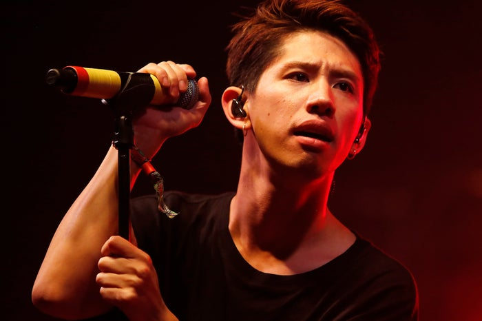 ONE OK ROCK・Taka/Photo by Getty Images