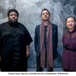 ピアニストのヴィジェイ・アイヤー、6年ぶりトリオ・アルバムをECMからリリース
