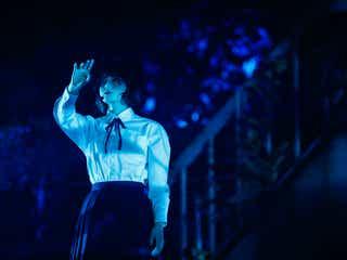 欅坂46平手友梨奈、Wアンコールでソロ曲「角を曲がる」初披露 東京ドーム5万人拍手喝采<夏の全国アリーナツアー2019>